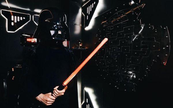 Úniková hra Star Wars - nová verze3
