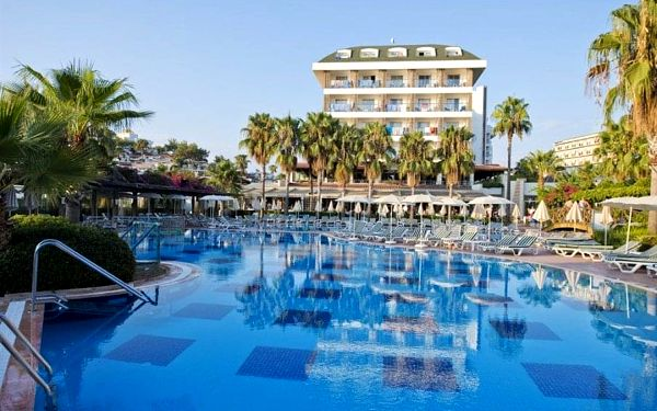 Turecko - Side - Manavgat letecky na 9 dnů, all inclusive