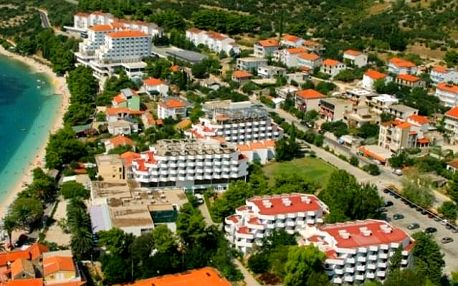 Hotel a Depandance Laguna, Chorvatsko, Makarská riviéra, Gradac