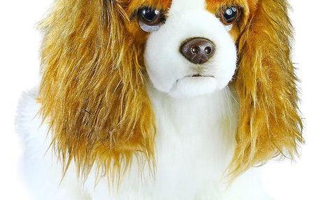 Rappa Plyšový pes King Charles španěl, 25 cm