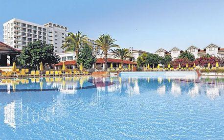 Kypr - Famagusta letecky na 8 dnů, ultra all inclusive