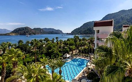 Turecko - Marmaris letecky na 9 dnů, all inclusive