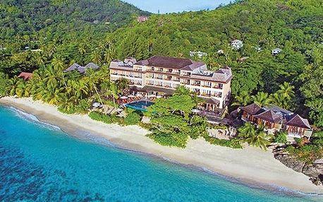 Seychely letecky na 12-16 dnů, snídaně v ceně