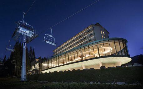 Akciový pobyt se vstupem do nového wellness centra EUPHORIE, Nízke Tatry - Jasná