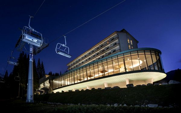 Akciový pobyt se vstupem do nového wellness centra, Nízke Tatry - Jasná