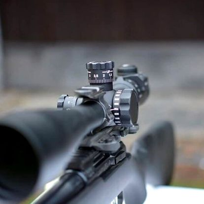 Zážitková střelba – balíček klasik