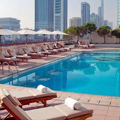 Spojené arabské emiráty - Dubaj letecky na 6 dnů