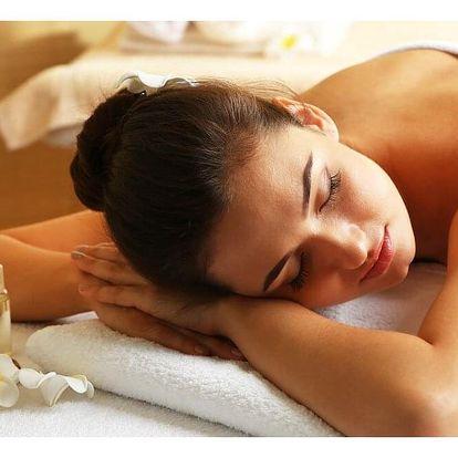 Celková aromaterapeutická masáž těla v délce 90 min.