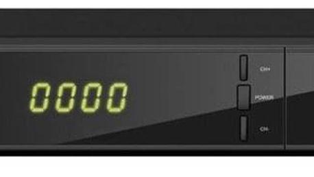 Satelitní přijímač AB Cryptobox 700HD černý (AB700)