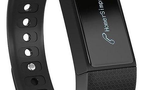 Fitness náramek LAMAX BFit černý (LMBFIT)