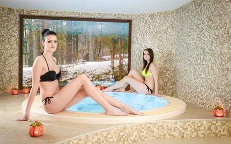Bílé Karpaty v Hotelu Radějov **** s degustací ve vinném sklípku a wellness