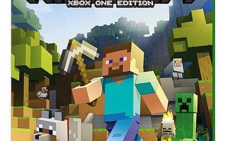Hra Microsoft Xbox One Minecraft (44Z-00022)