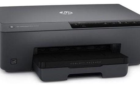 Tiskárna inkoustová HP Officejet Pro 6230 černá (E3E03A#A81)