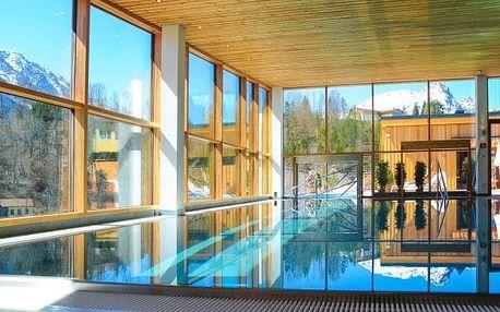 Rakousko u ski areálů ve Spa Hotelu Erzherzog Johann **** s neomezeným wellness, zapůjčením kol a polopenzí