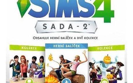 Hra EA PC THE SIMS 4: Bundle Pack 2 (EAPC05145)