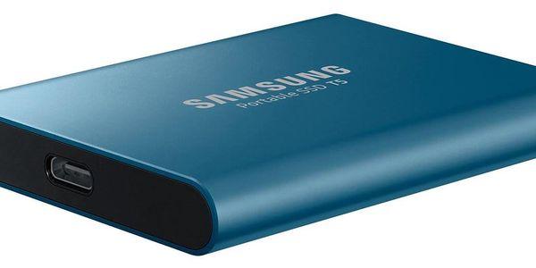 SSD externí Samsung T5 500GB (MU-PA500B/EU) modrý3