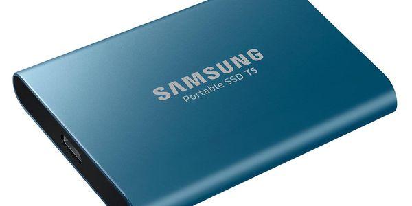 SSD externí Samsung T5 500GB (MU-PA500B/EU) modrý4