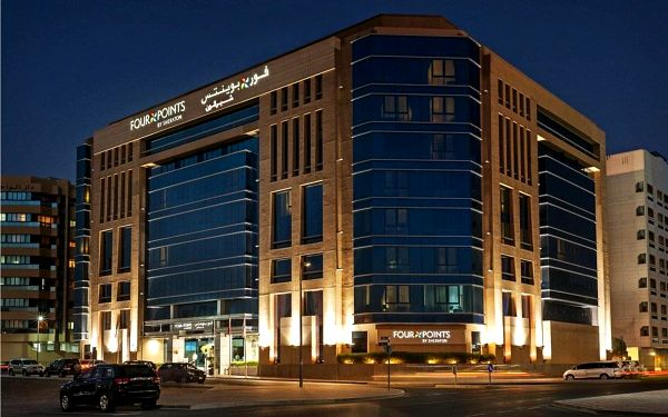 Four Points Sheraton Downtown Dubai