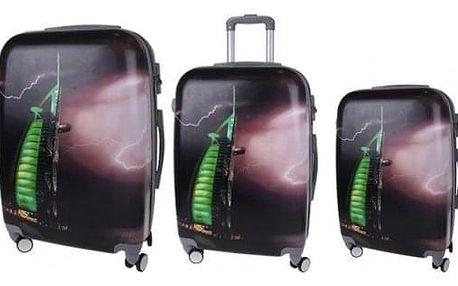 Sada 3 kufrů (Dubaj)
