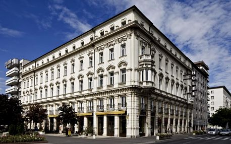 Maďarsko: Danubius Hotel Rába City Center