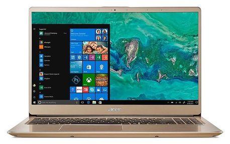 Notebook Acer Swift 3 (SF315-52-38HX) zlatý (NX.GZBEC.006)