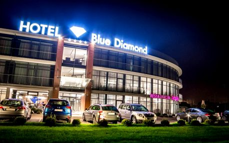 Podkarpackie: Hotel Blue Diamond Active SPA