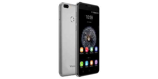 Mobilní telefon Umax VisionBook P55 LTE Pro (UMM200P56) šedý3