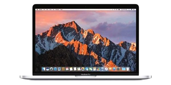 "Notebook Apple MacBook Pro 13"" 128 GB - Silver (MPXR2CZ/A)"
