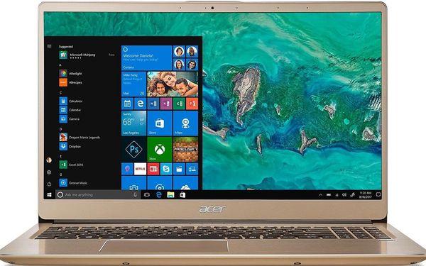 Notebook Acer 3 (SF315-52-38HX) (NX.GZBEC.006) zlatý2