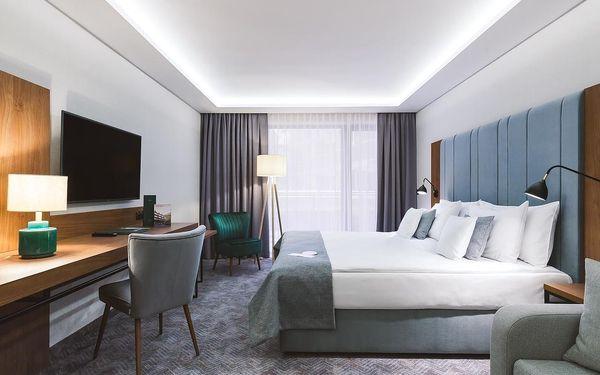 Třílůžkový pokoj Deluxe s manželskou postelí nebo 2 oddělenými postelemi2