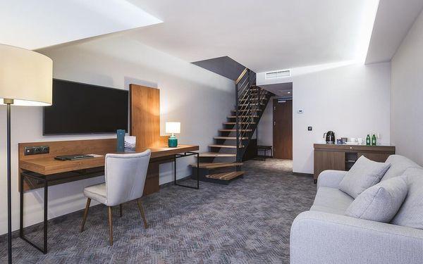 Třílůžkový pokoj Deluxe s manželskou postelí nebo 2 oddělenými postelemi3