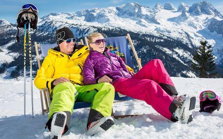 Lyžování v Rakousku Dachstein West prodloužený víkend vše v c..., Dachstein West