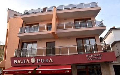 Bulharsko - Nesebar na 8 dní, bez stravy s dopravou letecky z Prahy