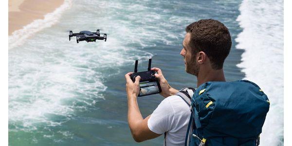 Dron DJI Mavic Air (DJIM0254B) černý + DOPRAVA ZDARMA3