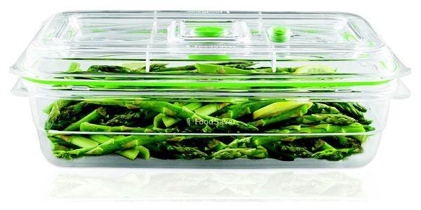 Dóza na potraviny Bionaire FoodSaver Fresh FFC010X zelená/průhledná3