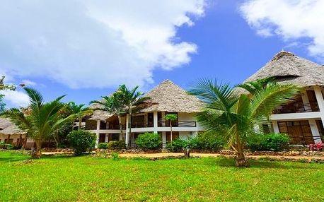 Zanzibar - Nungwi na 9 dní, all inclusive s dopravou letecky z Prahy