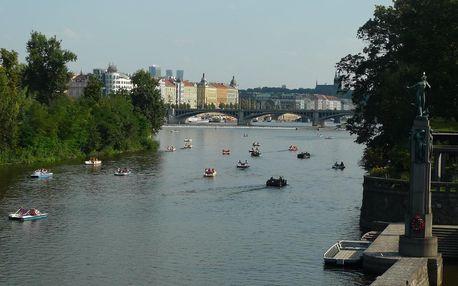 Strašidelná Praha: Tajemství pražských ostrovů