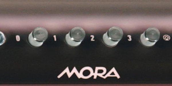 Odsavač par Mora Premium OP 540 BR hnědý2