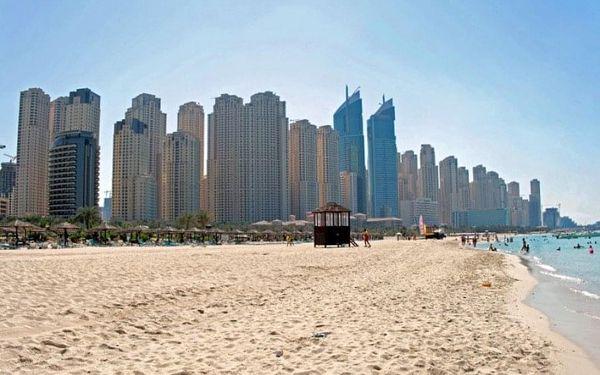 05.10.2019 - 13.10.2019 | Spojené arabské emiráty, Dubaj, letecky na 9 dní bez stravy3