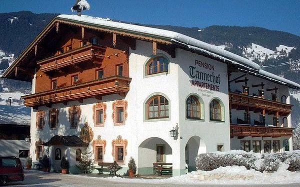 Rakousko, Tyrolsko, vlastní dopravou na 8 dní polopenze