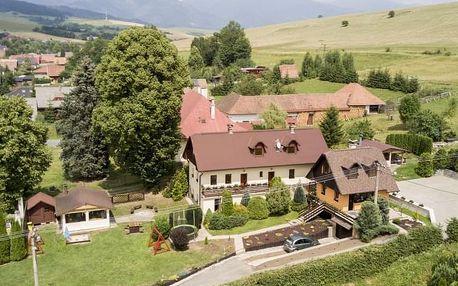 Slovensko - Žilina na 7 dní, bez stravy s dopravou vlastní