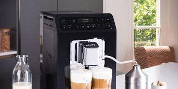 Espresso Krups EA890110 (EA890110) Káva zrnková Illy 546N + DOPRAVA ZDARMA3