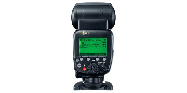 Blesk Canon 600EX II-RT (1177C006) + DOPRAVA ZDARMA5