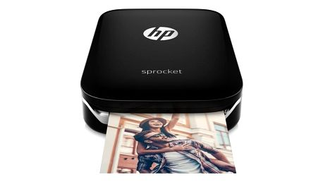 Fototiskárna HP Sprocket Photo Printer černá (Z3Z92A#633)