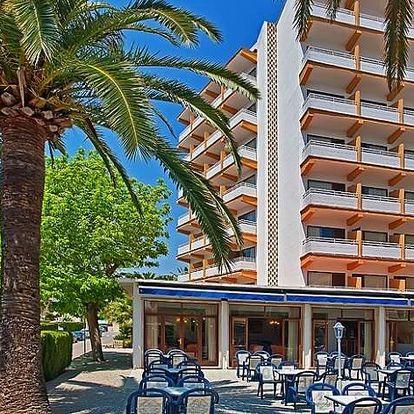 Španělsko - Mallorca na 8 až 15 dní, polopenze nebo snídaně s dopravou letecky z Prahy