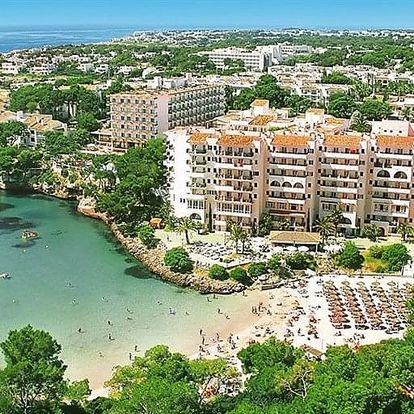Španělsko - Mallorca letecky na 8-16 dnů, all inclusive