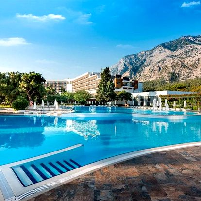 Turecko - Kemer letecky na 8-15 dnů, all inclusive