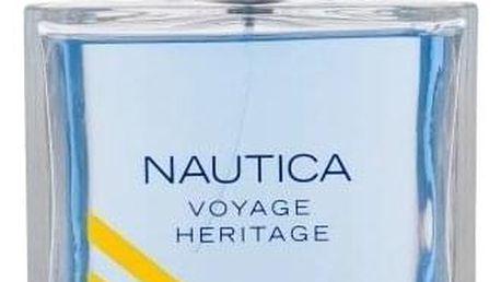 Nautica Voyage Heritage 100 ml toaletní voda pro muže