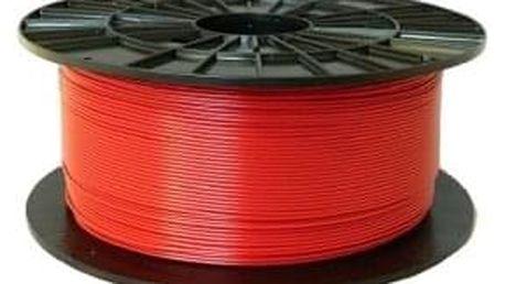 Tisková struna Filament PM 1,75 PLA, 1 kg - perlová červená (F175PLA_REP)