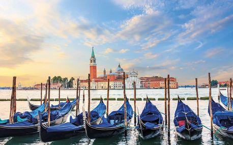 Itálie - Benátky autobusem na 4 dny, polopenze